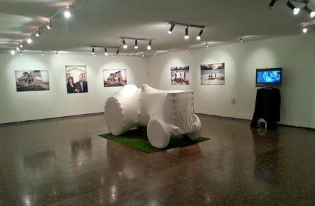 """""""היבריד"""" - תערוכה , גלריה קיבוץ מחניים"""